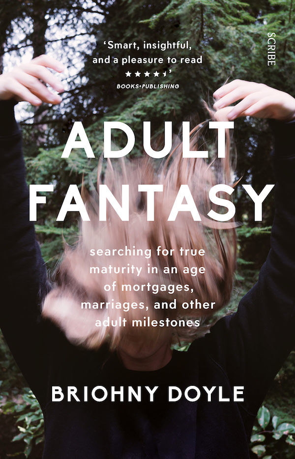Book review: Adult Fantasy