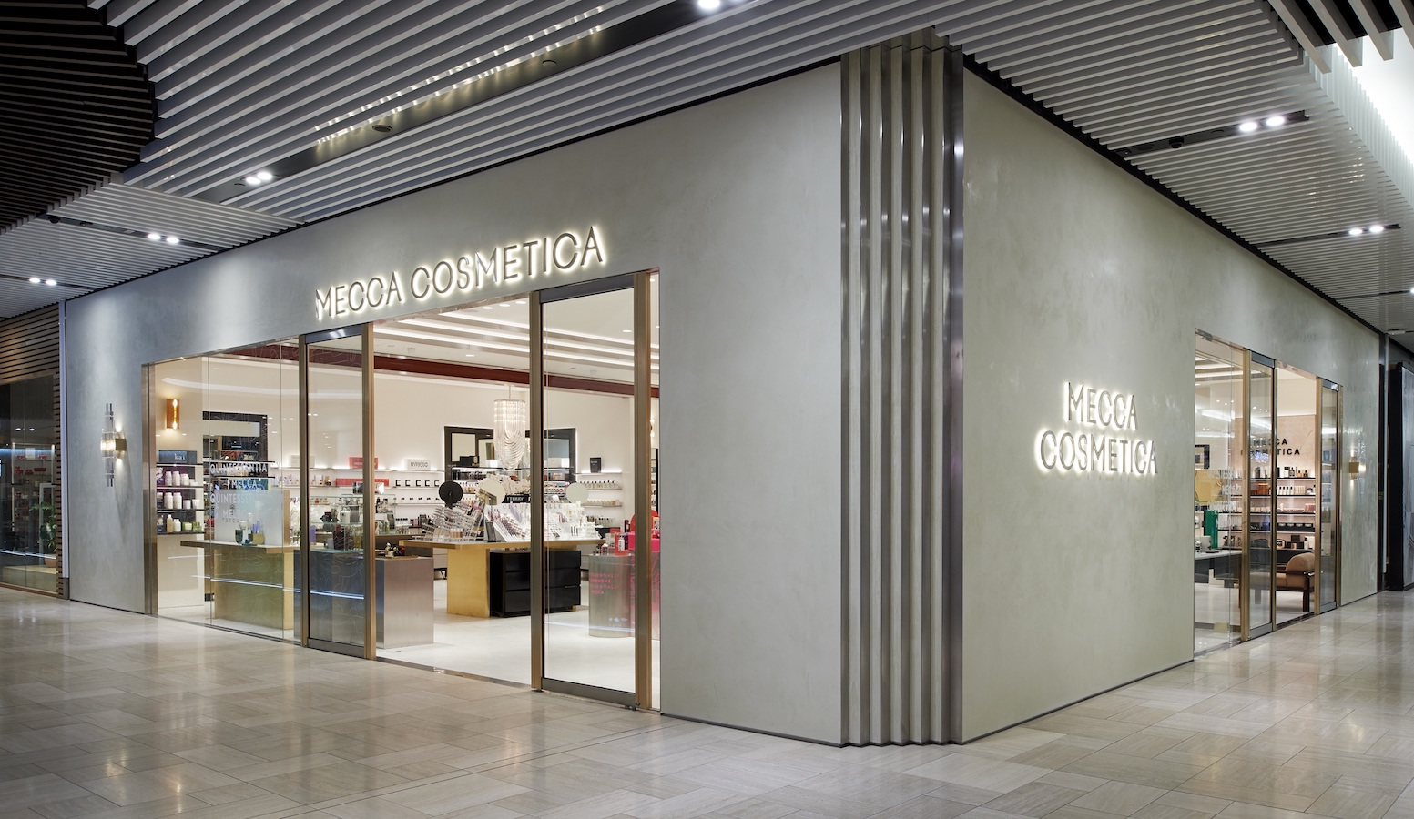 Mecca Cosmetica's huge new Melbourne CBD store is now open