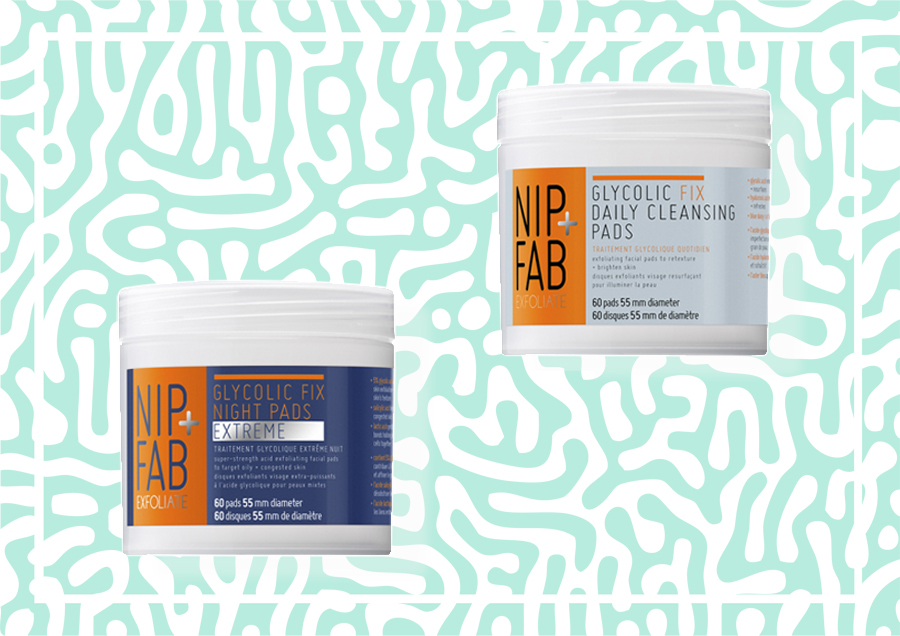 Beauty report: Nip + Fab Glycolic Fix Day and Night Duo