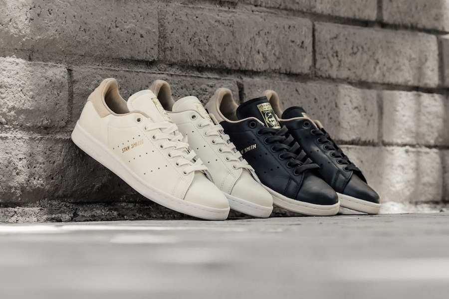 The adidas Stan Smith gets a luxury leather update