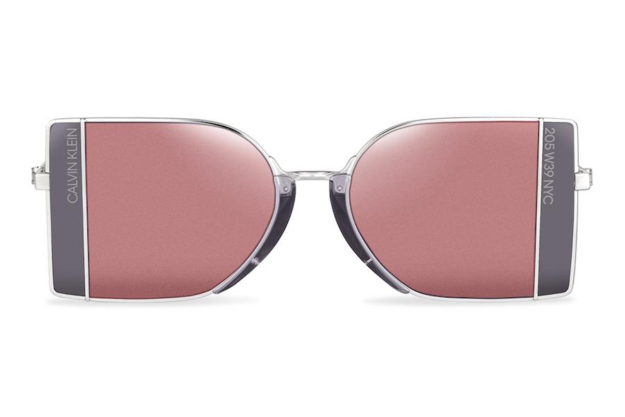 Raf Simons unveils new sunglasses for Calvin Klein