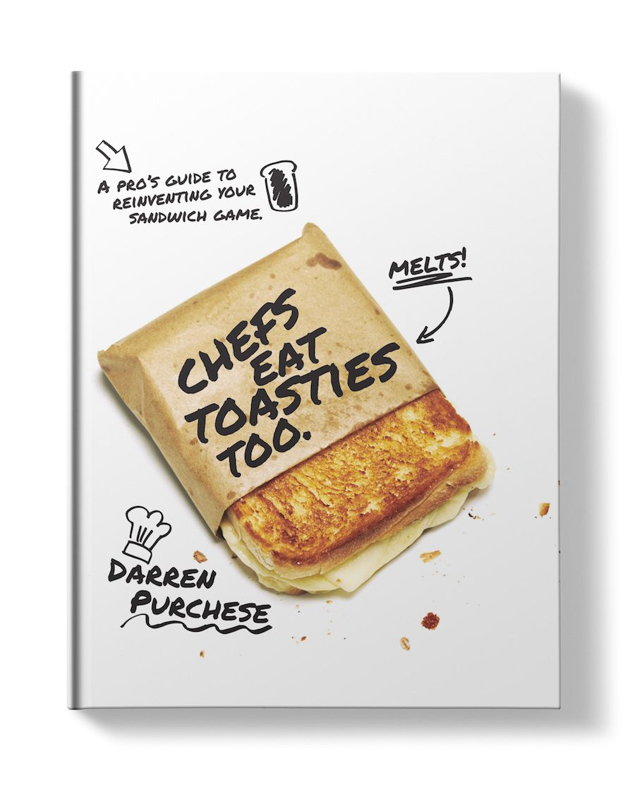 Book review: Chefs eat Toasties too