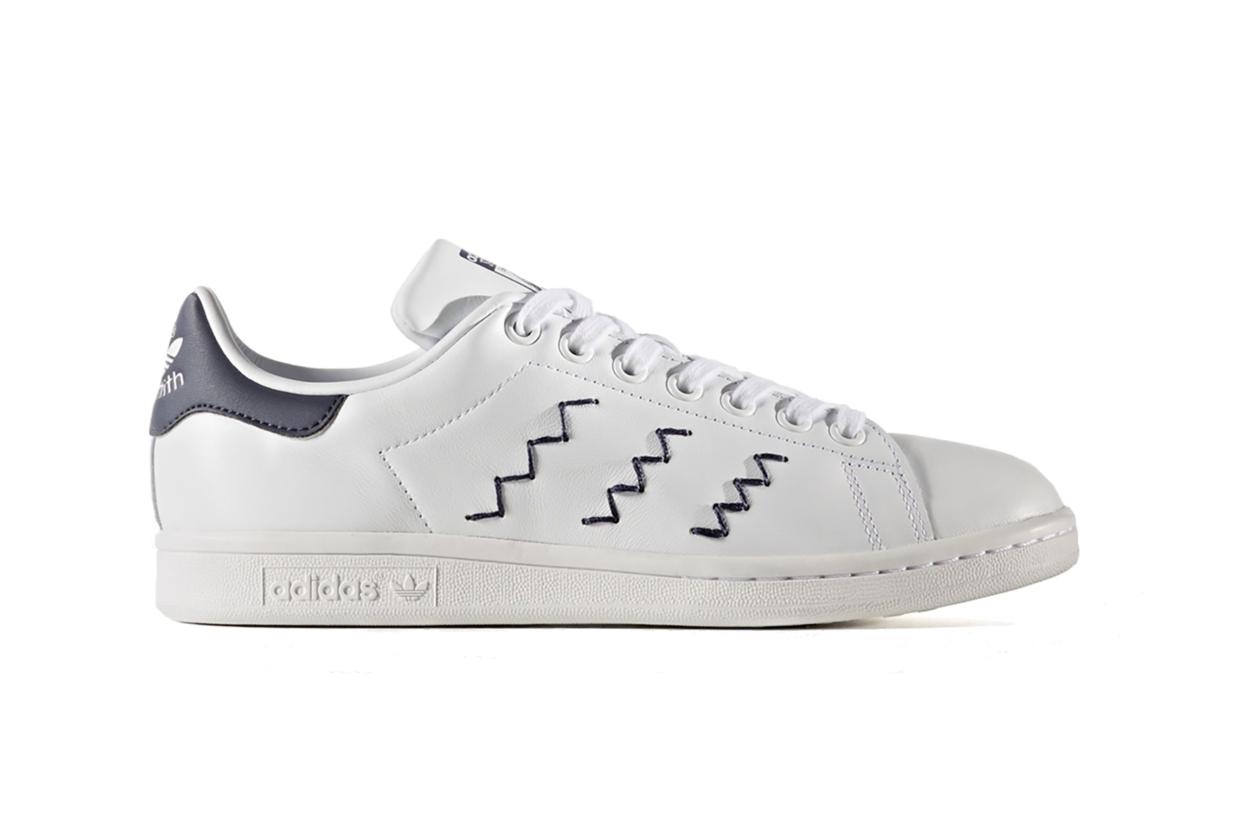 adidas Originals gives the Stan Smith a zigzag update
