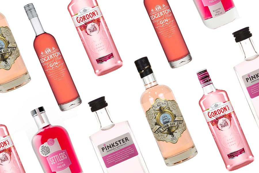 We've discovered pink gin and here are 4 types you can buy right now
