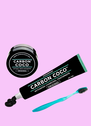 Beauty Report: Carbon Coco Ultimate Carbon Kit