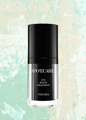 Beauty report: Apot.Care Eye Revive Treatment for men