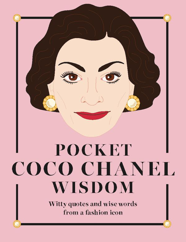 Book review: Pocket Coco Chanel Wisdom