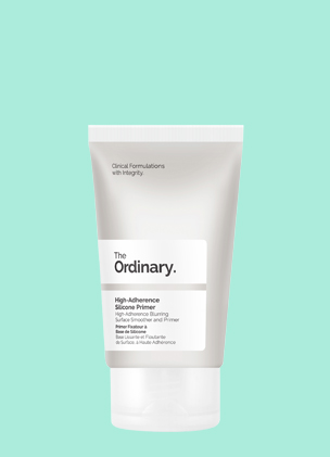 Beauty report: The Ordinary High Adherence Silicone Primer