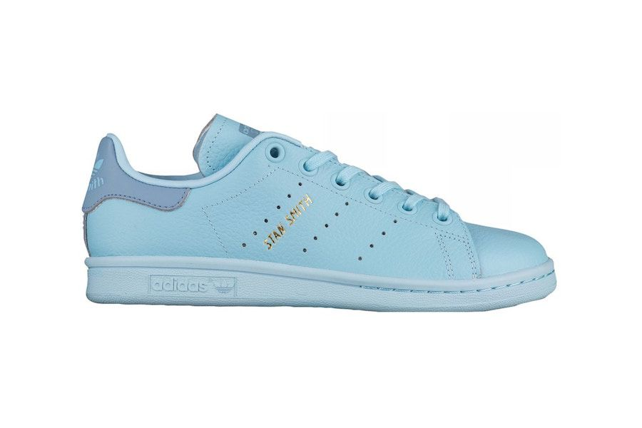 Heads up, there's a new Stan Smith and it's icy blue