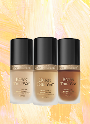 Beauty report: Born This Way foundation