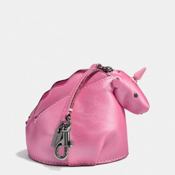 This Coach purse will take your unicorn obsession to the next level