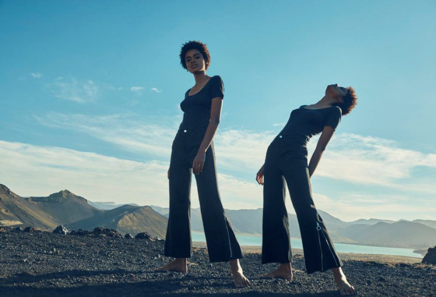 H&M has introduced a sustainable denim collection
