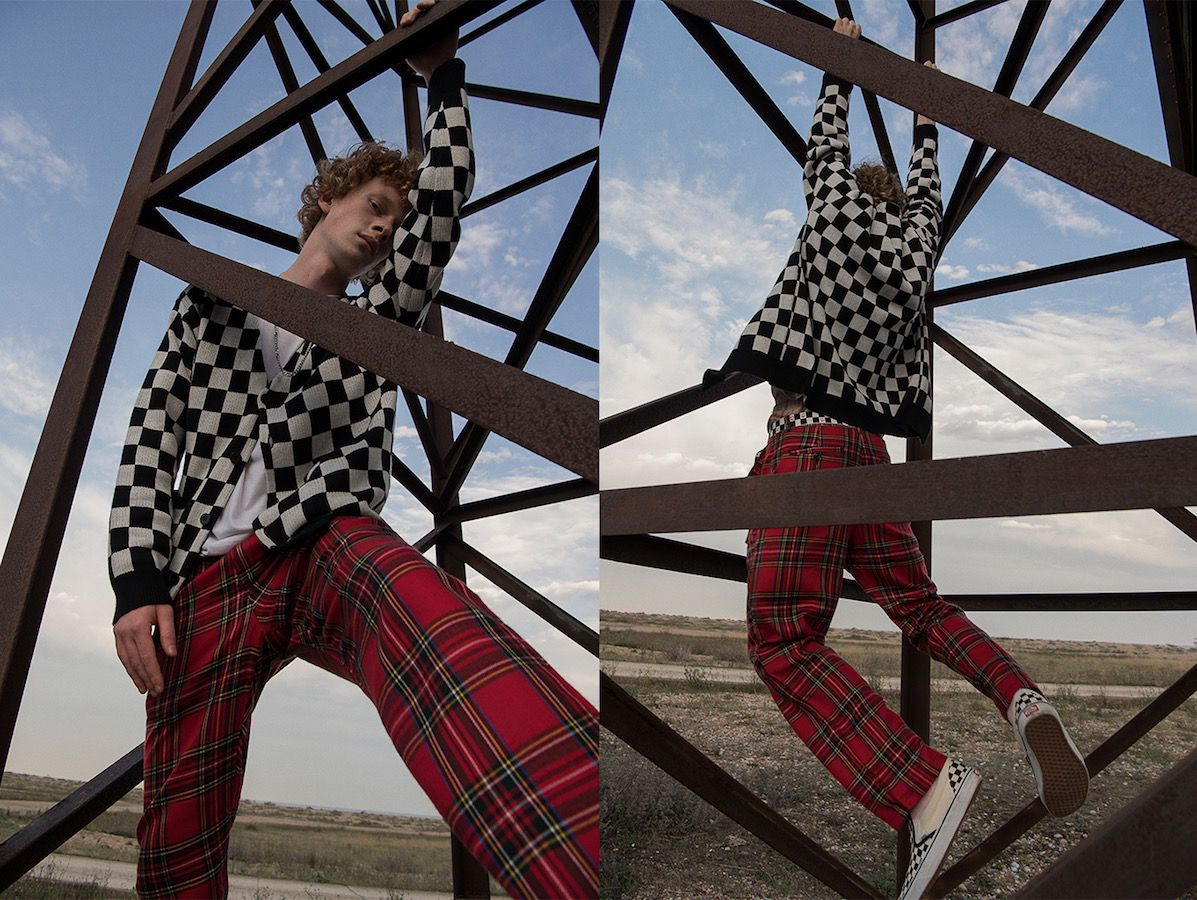 Lazy Oaf's new collection was inspired by teen angst
