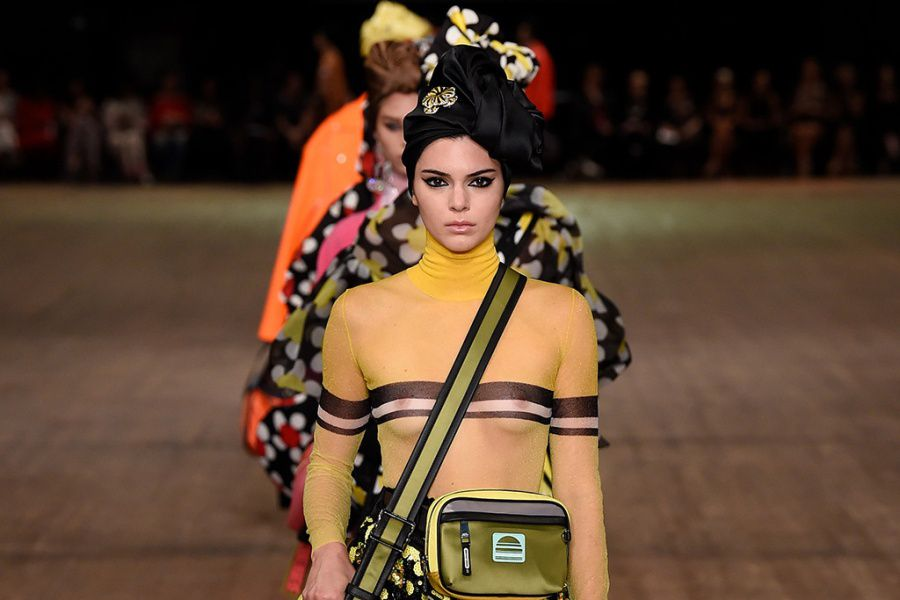 Marc Jacobs comes under fire for sending models down the runway in head wraps