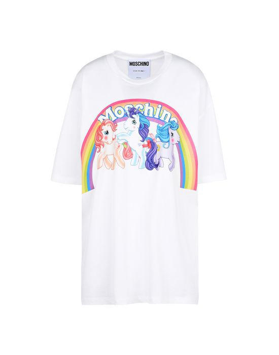 A closer look at Moschino's My Little Pony capsule collection