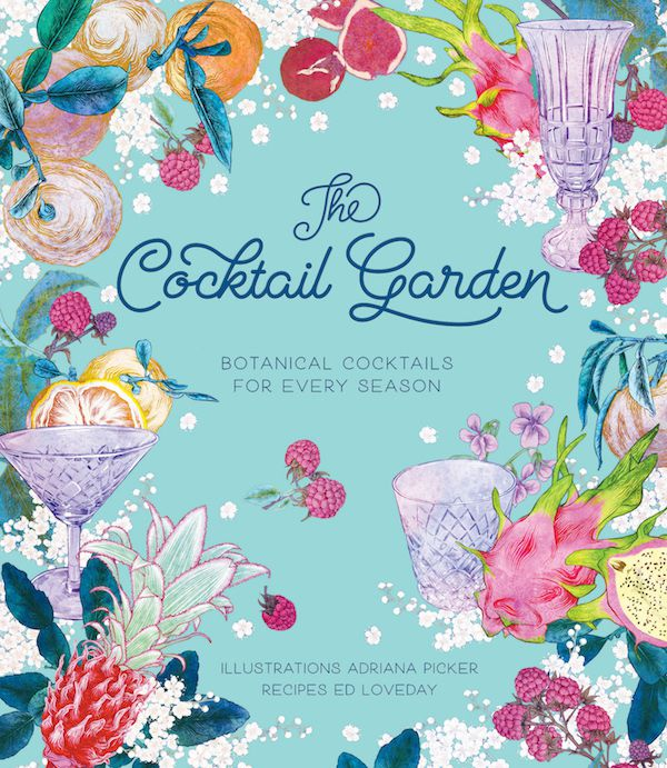 Book review: The Cocktail Garden