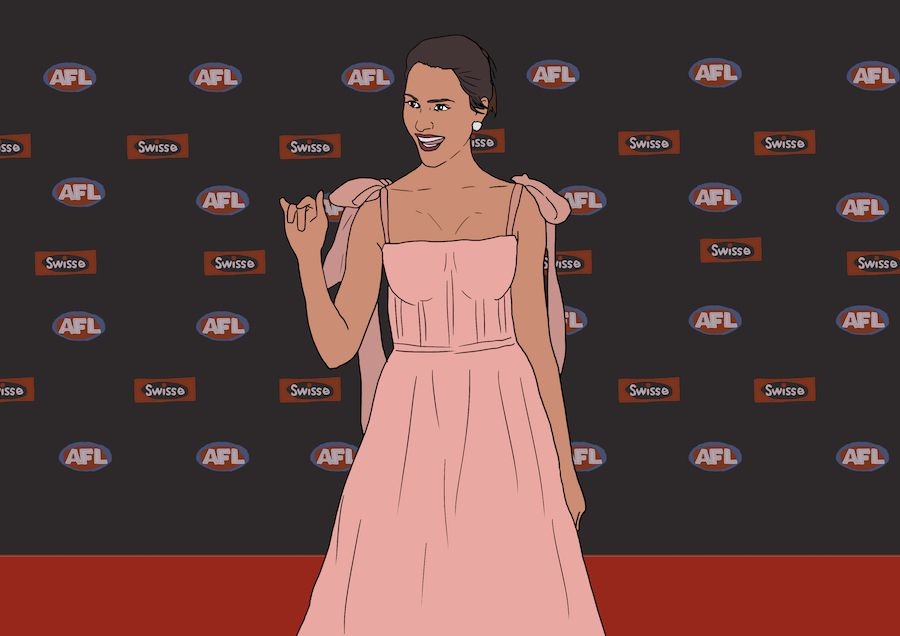 16 thoughts I had while watching the Brownlow red carpet last night