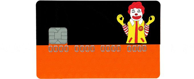 Some genius has created personalised covers for your bank card