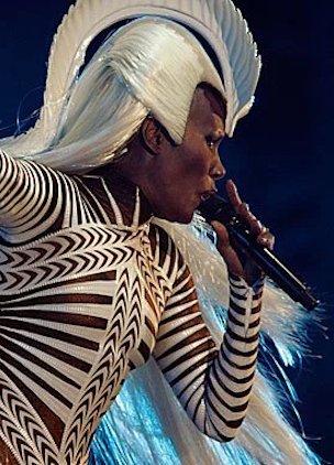 Grace Jones is coming to Melbourne in 2018