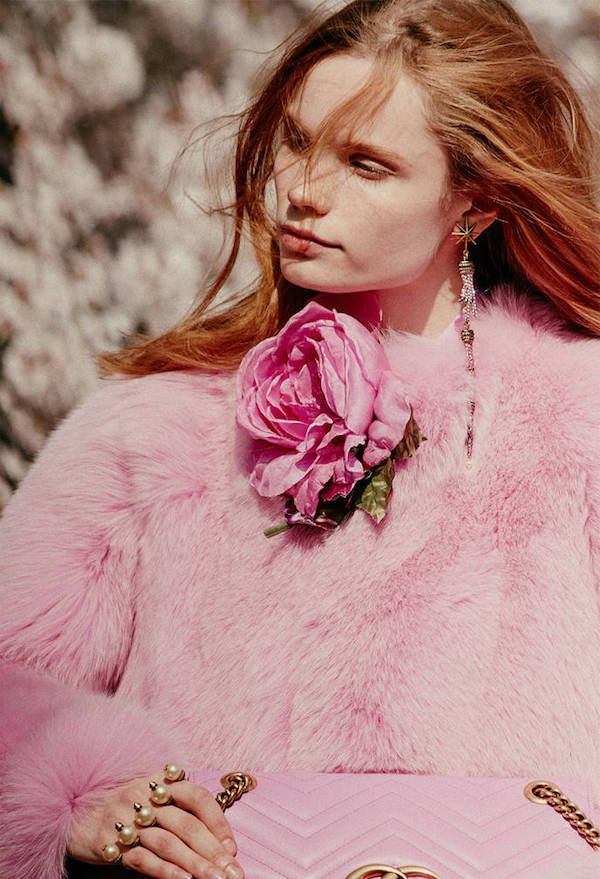 It's official: Gucci is going fur free from 2018