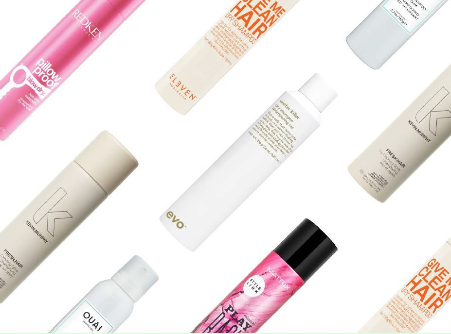 We put 6 dry shampoos to the test to end all bad hair days