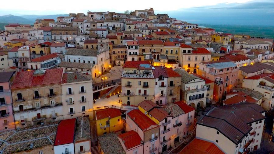 A medieval town in Italy wants to pay you to move there