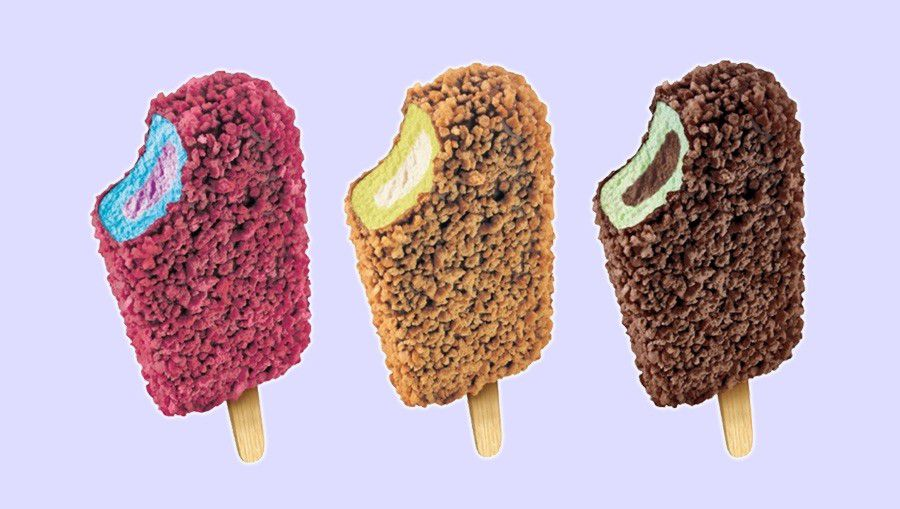 Streets just released three more Golden Gaytime flavours