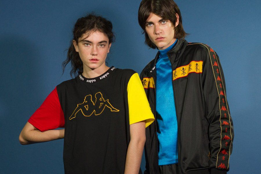 Opening Ceremony just reinvented the Kappa tracksuit