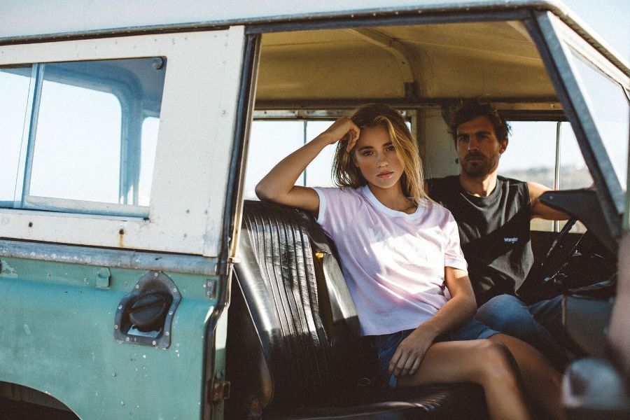 Wrangler launches its Summer '17 campaign to remind us of where we'd rather be