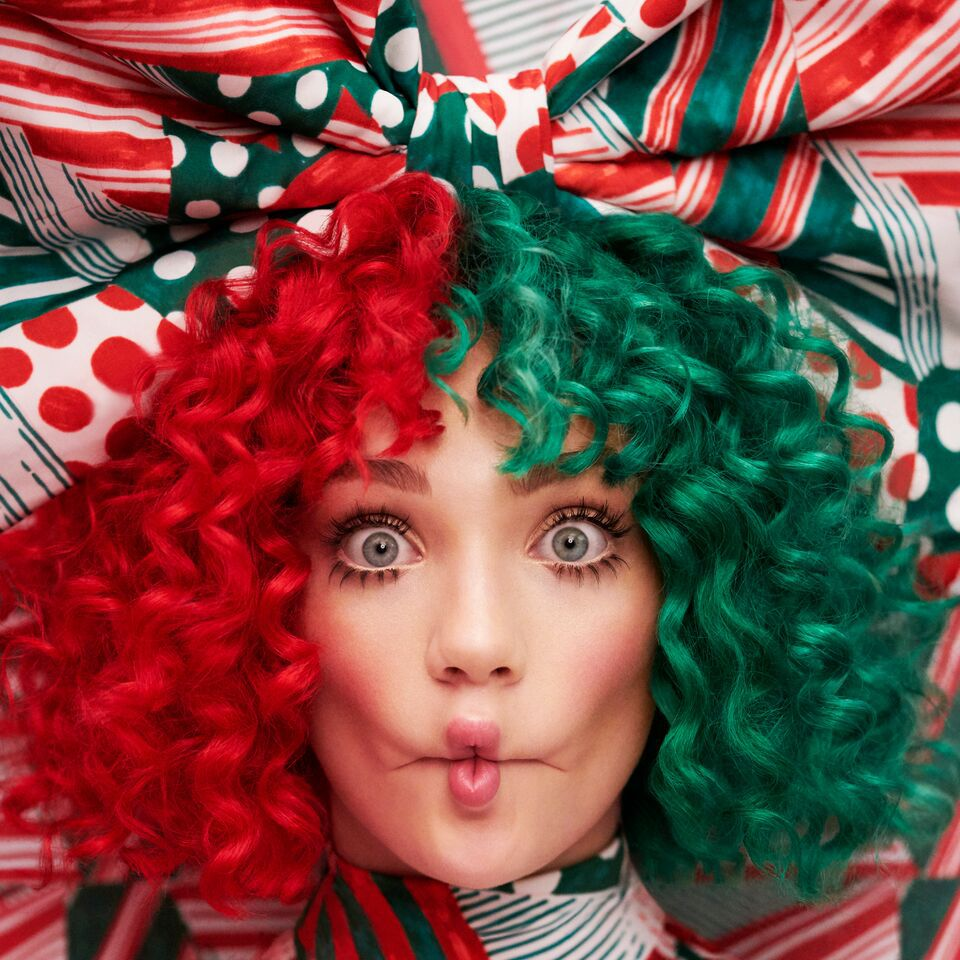 Sia has announced her first-ever Christmas album and we're feeling conflicted