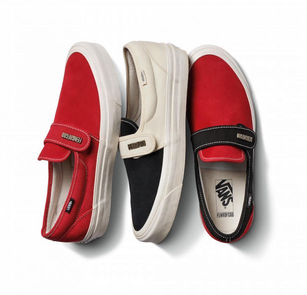 Vans and Fear of God have teamed up to drop two new collections