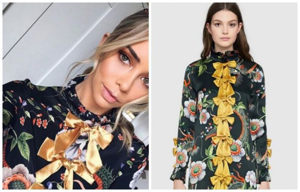 Gucci employee alleges Tully Smyth also caught wearing fakes in the Borrow My Balmain saga