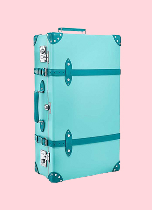 Never lose a suitcase again with Tiffany & Co's luggage collection