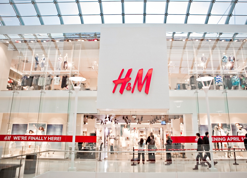 A Swedish power plant is burning old H&M clothes instead of coal