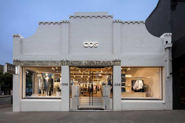 COS has just opened its third Melbourne store