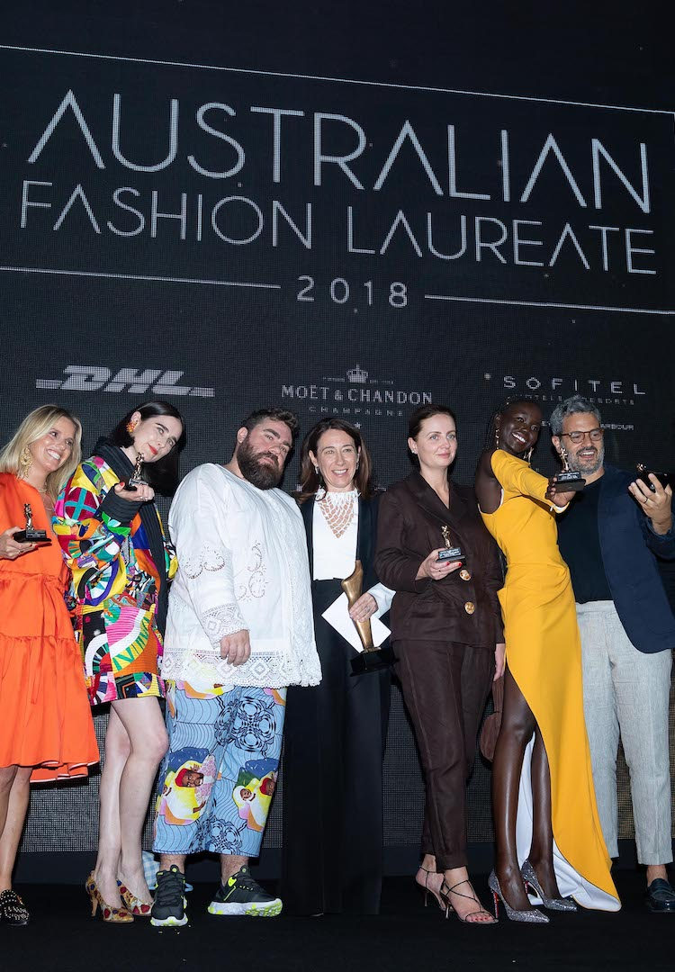 IMG reveals finalists for the 2019 Australian fashion laureate