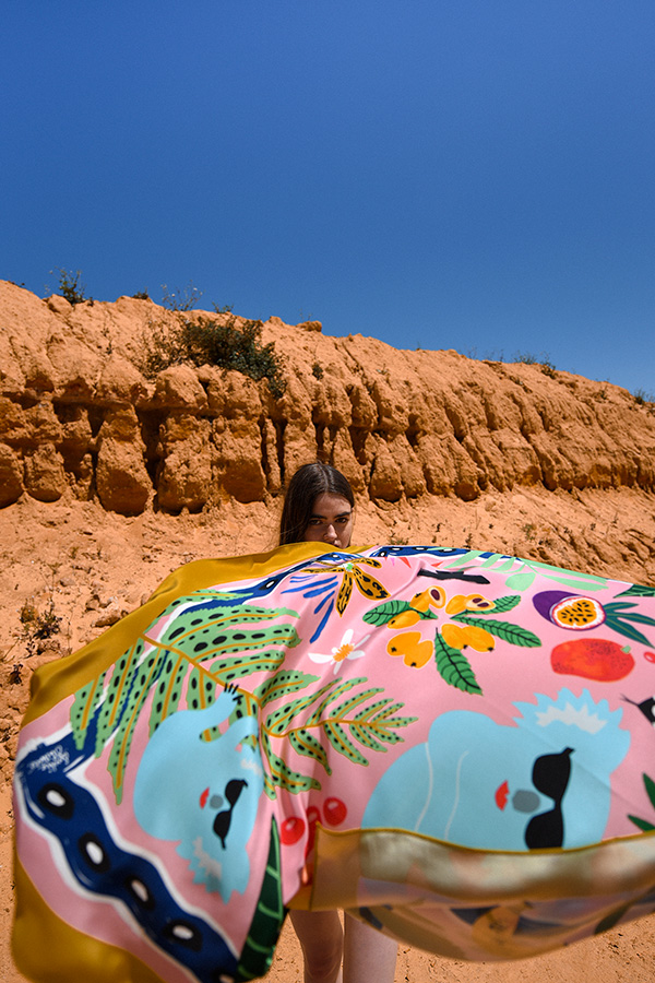 Julie White has Gone Troppo with her latest accessories drop