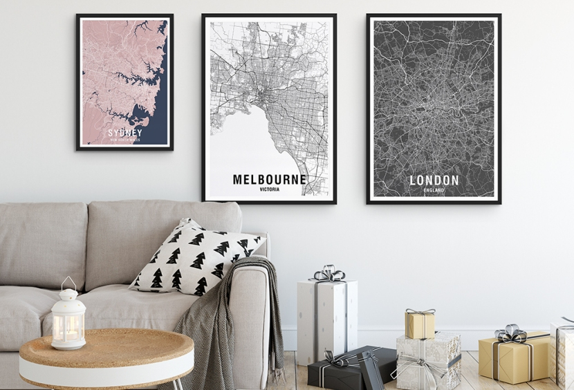Inky Editions wall print