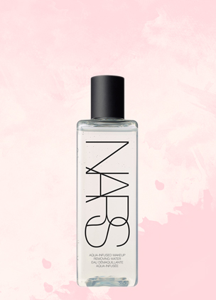 Beauty report: Nars Aqua-Infused Makeup Removing Water