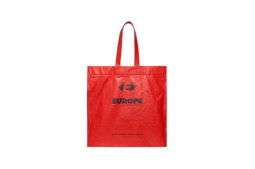 Balenciaga has released yet another series of extra grocery bags