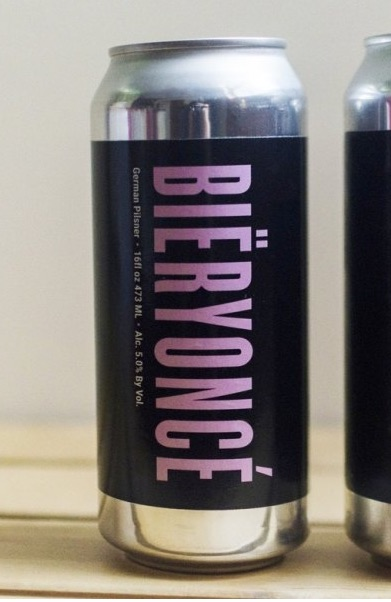 A brewery has made a beer in honour of Beyoncé