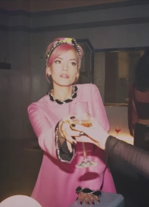 Lily Allen has made her musical comeback, and it's really damn good