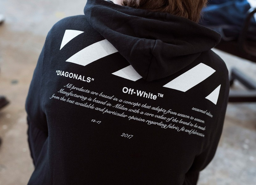 Off-White For All collection
