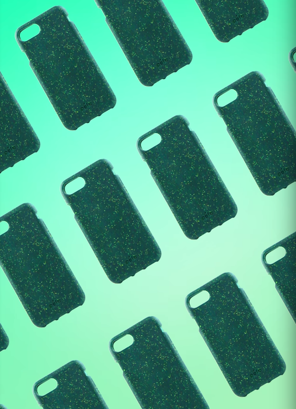 Your phone case doesn't have to be made from plastic anymore
