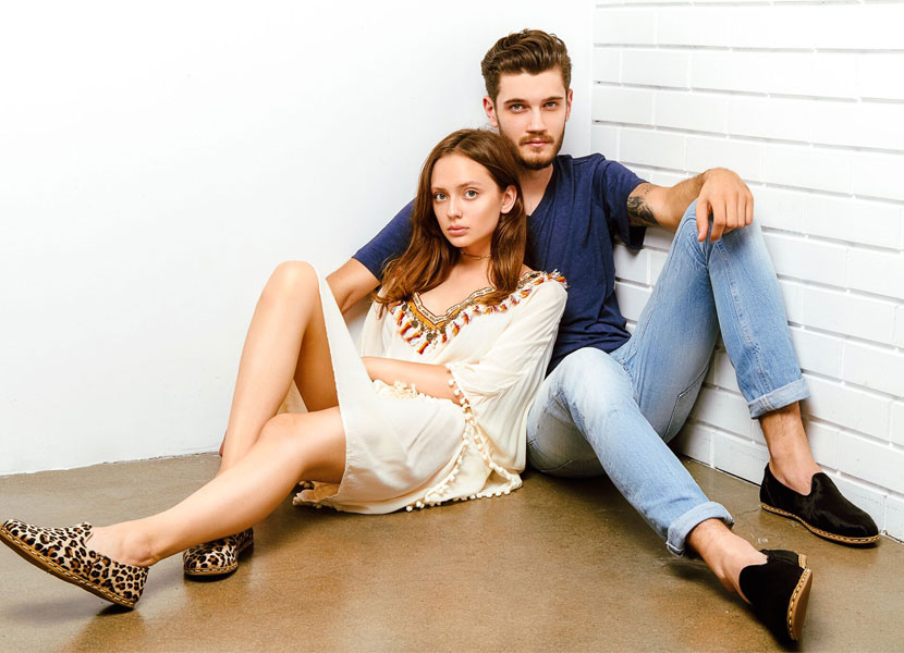 Joab shoes campaign