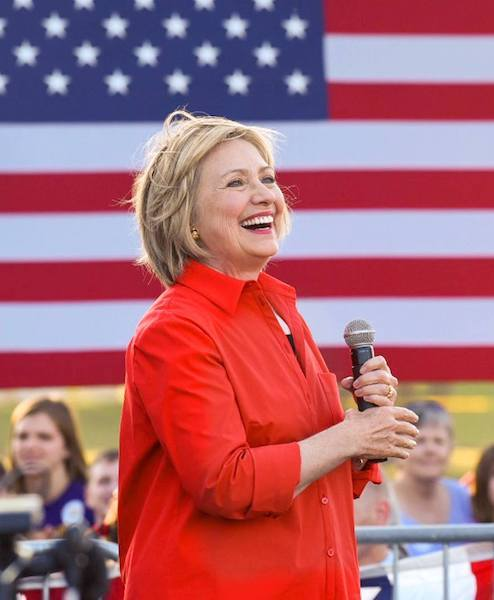 Hillary Clinton is coming to Melbourne to inspire you