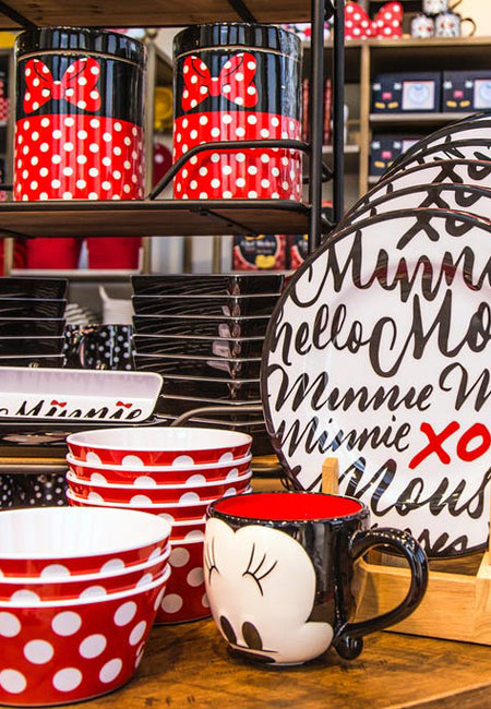Disney just opened its own homewares store