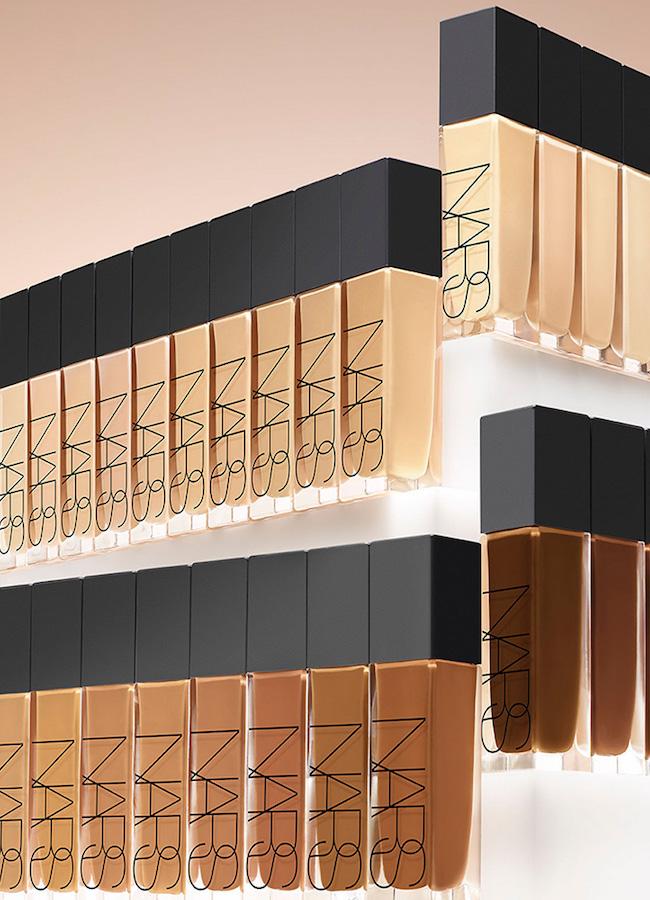 Beauty report: Nars Natural Radiant Longwear Foundation