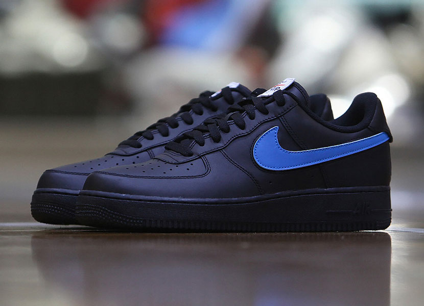 swoosh nike air force 1 strappo