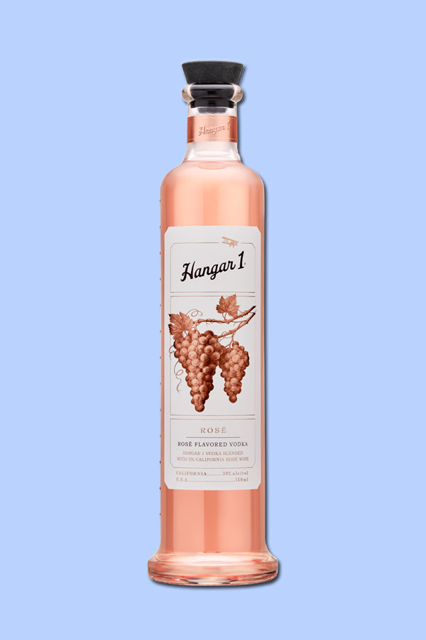 Rosé vodka is here to cure your Mondayitis